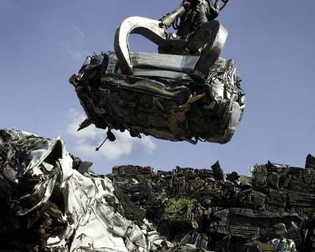 Environmental Management Systems for Scrap Metal Recycling Facilities